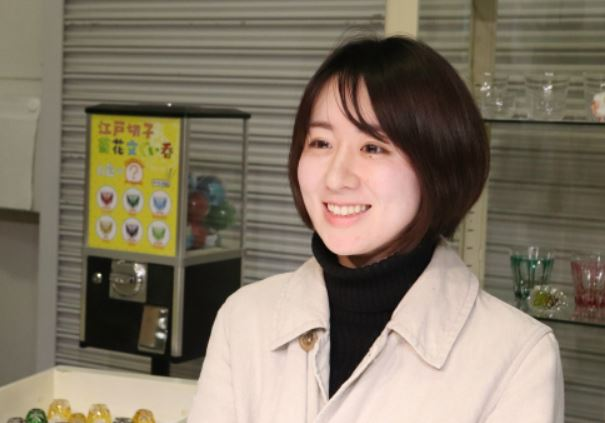 三澤世奈切子