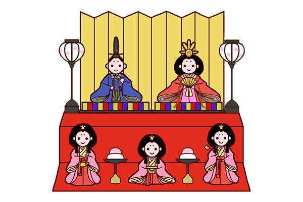 ひな祭りの飾りを簡単に制作!子どもでも楽しく作れるものをご紹介!