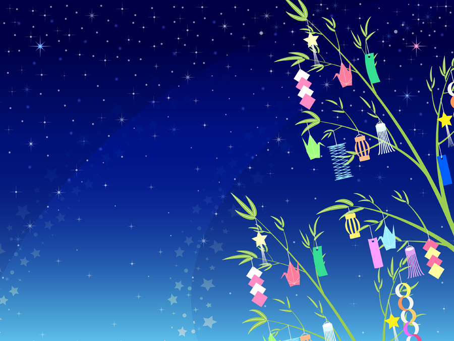 七夕飾りを折り紙で簡単に作る方法!子どもも喜ぶこと間違いなし!